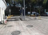 イベント広場駐車場、一般駐車場のみ40台