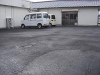 建物裏駐車場7台