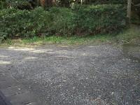 一般駐車場5台(坂道側)