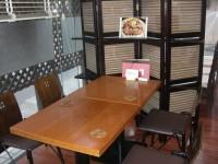 テーブル席15席