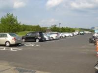 一般駐車場72台