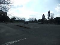 道の駅、あすぱる大崎、共用駐車場