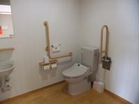 トイレ入口幅75cm