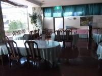 テーブルの高さ60cm