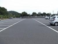 大型バス駐車場5台