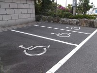 専用駐車場3台