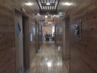 体験交流施設「木遊館」通路