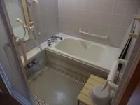 浴室入口幅79cm