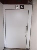 入口幅85cm