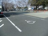 専用駐車場6台
