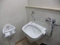 手洗いの高さ70cm