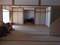 和室の入口幅90cm