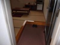 入口幅78cm、上がりかまち15cm