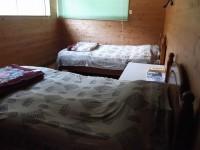 ベッドの高さ42cm