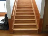 2階階段22段