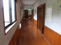 2階客室通路