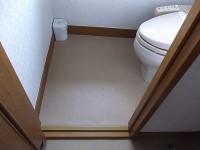 トイレ入口幅55cm