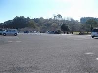 一般駐車場、道の駅と共有