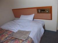 ベッドの高さ44cm