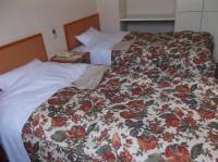 和洋室ベッドの高さ44cm