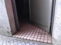 入口幅54cm
