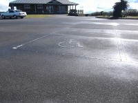 専用駐車場2台(輝北天球館と共有)
