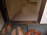 個室の入口幅58cm