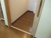 1階入口幅65cm
