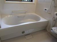 浴槽の深さ50cm