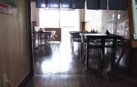 テーブルの高さ66cm