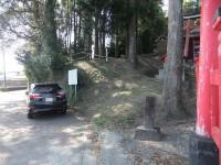 路上駐車スペース