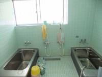 同タイプの浴槽、2個有り