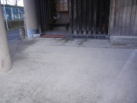 入口幅75cm 傾斜7度