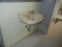 手洗いの高さ60cm