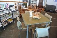 テーブルの高さ67cm