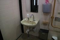 手洗いの高さ58cm