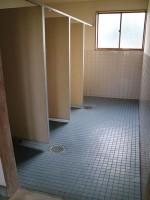 写真:男性・女性用シャワールーム