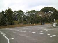 一般駐車場90台(第3駐車場)