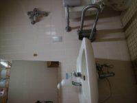 手洗い下の高さ76㎝
