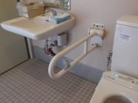 手摺可動式 手洗い高さ68cm