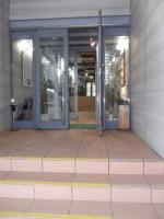 入口幅140cm