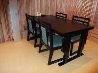 テーブルの高さ57cm