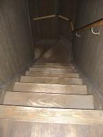 バンガロー小箆柄岳階段