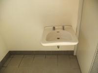 手洗いの高さ65cm