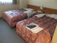 ベッドの高さ46cm