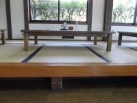 テーブル高さ25cm