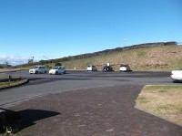 一般駐車場100台(輝北うわば公園と共有)