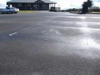 専用駐車場2台(輝北うわば公園と共有)