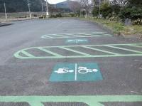 一般駐車場13台