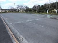 大型バス駐車場3台